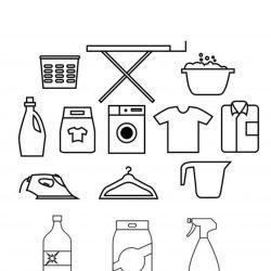 peralatan laundry sml